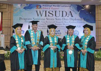 WISUDA IMPM Lampung